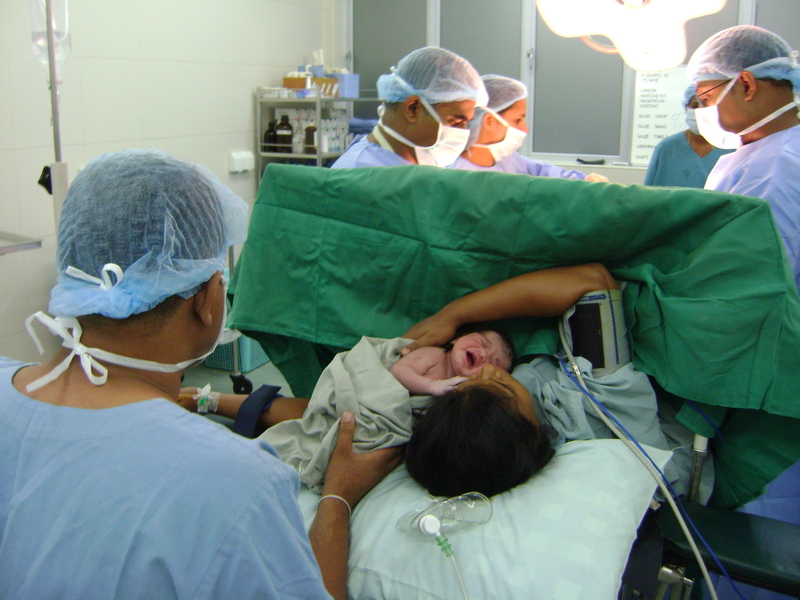 Caesarean  - Can you fail at birth? My take on what I saw this Caesarean Awareness Month