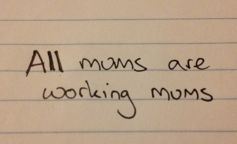 Motherhood mantra